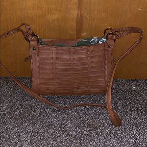 Steve Madden brown crossbody Shoulder Bag